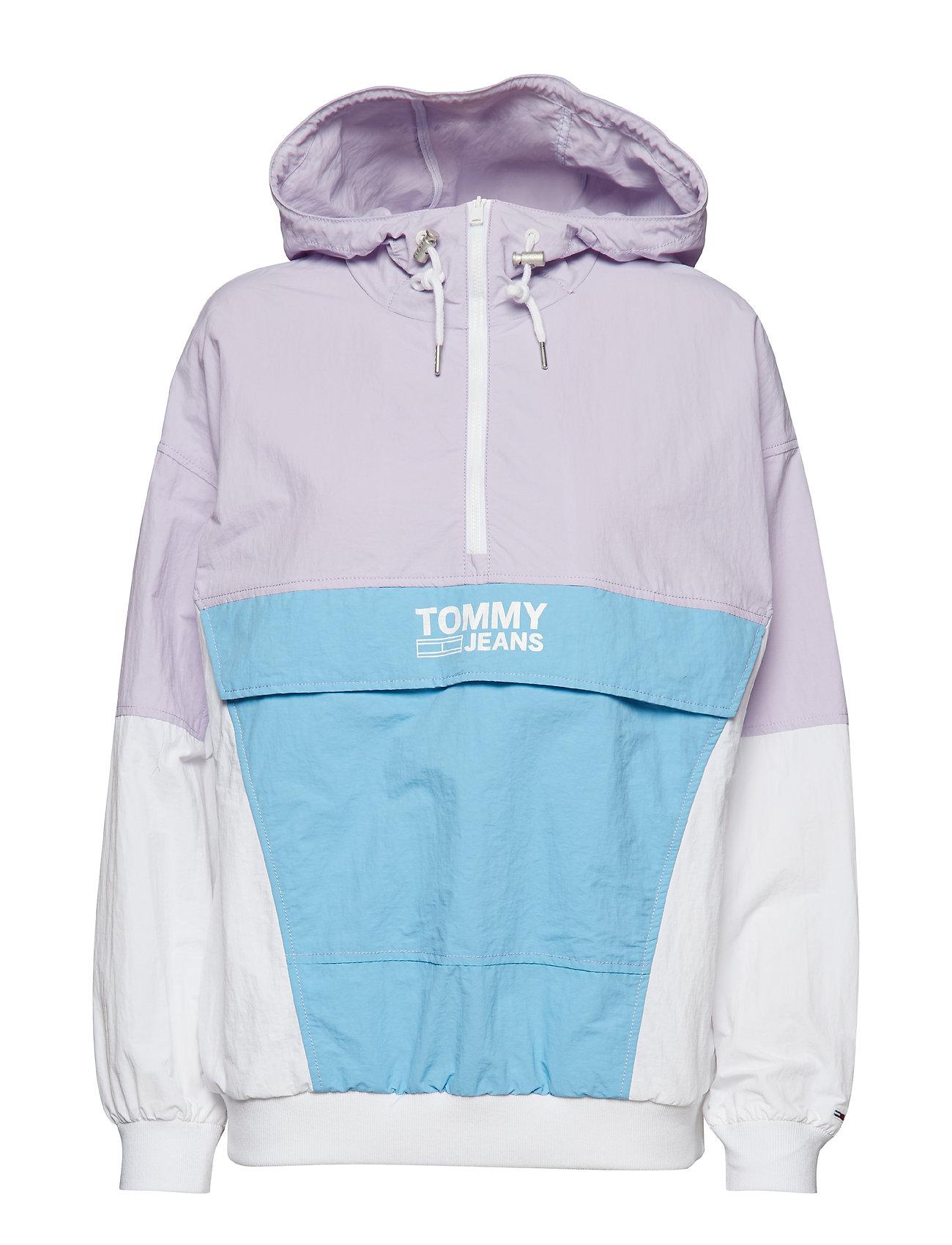 Tommy Jeans TJW RETRO COLORBLOCK POPOVER