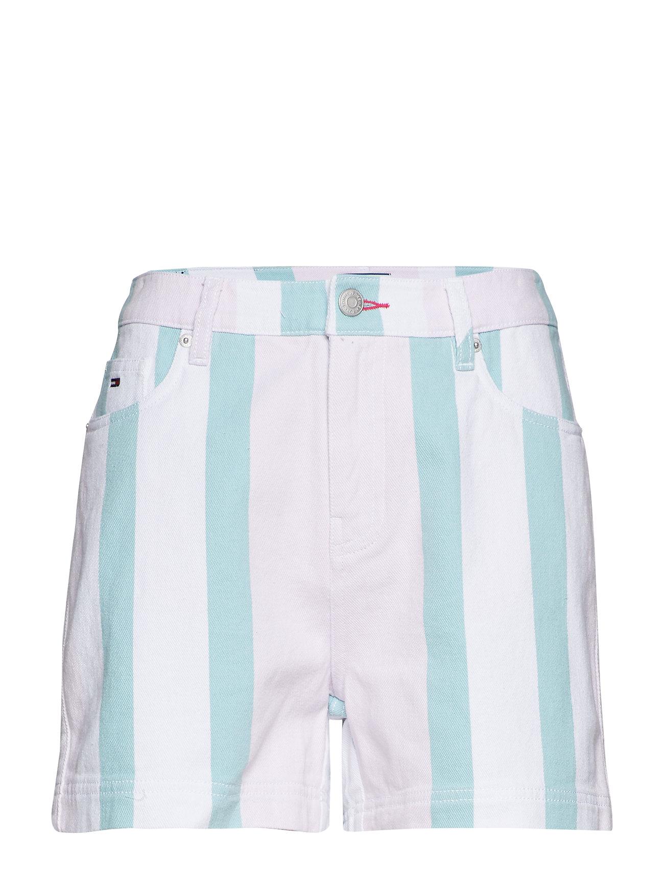 Shortbold Tjw Colorblock Pastel Jeans Stripe StripeTommy uXZiOPTk