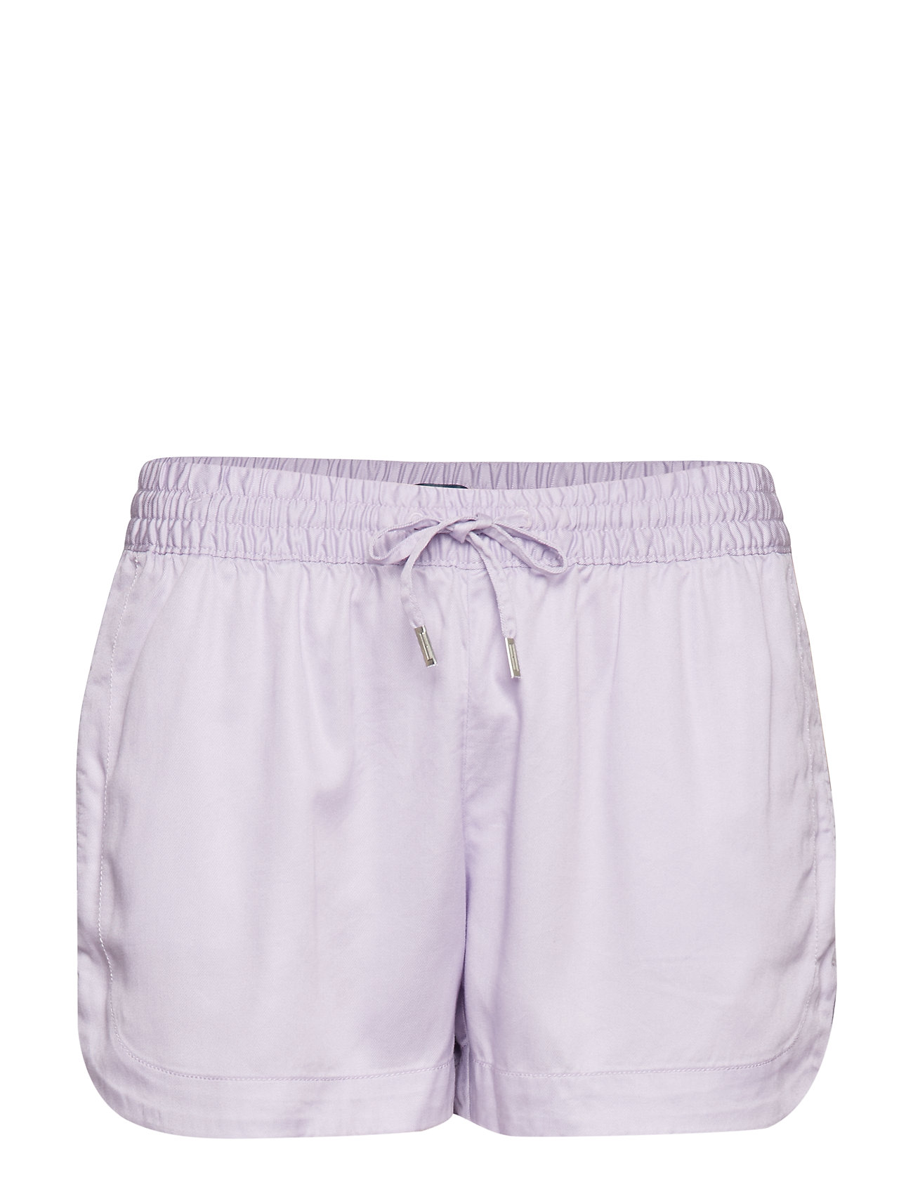 Tommy Jeans TJW CASUAL SOLID SHORT - PASTEL LILAC