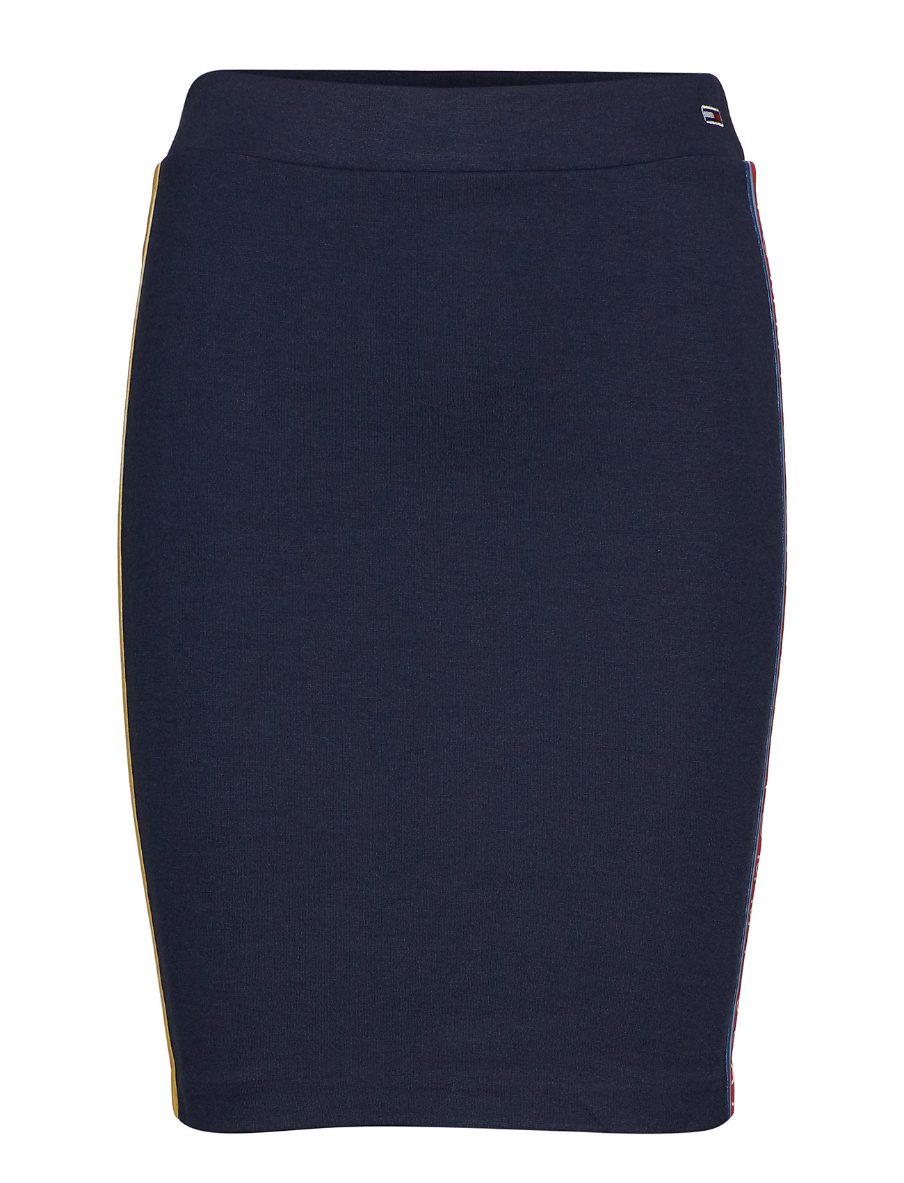 Tommy Jeans TJW SOLID BODYCON SK - BLACK IRIS