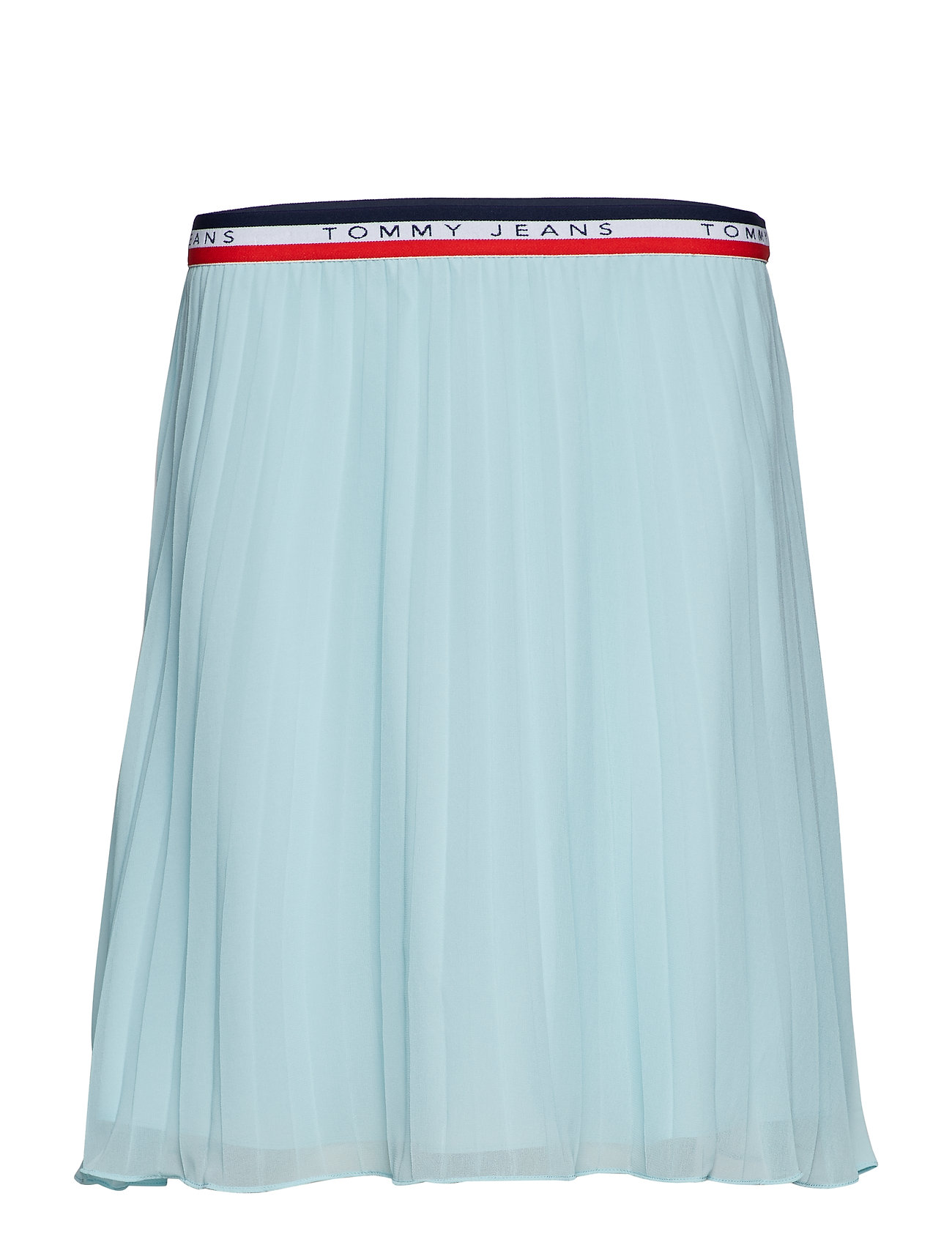 Tommy Jeans TJW PLEATED SKIRT - CANAL BLUE