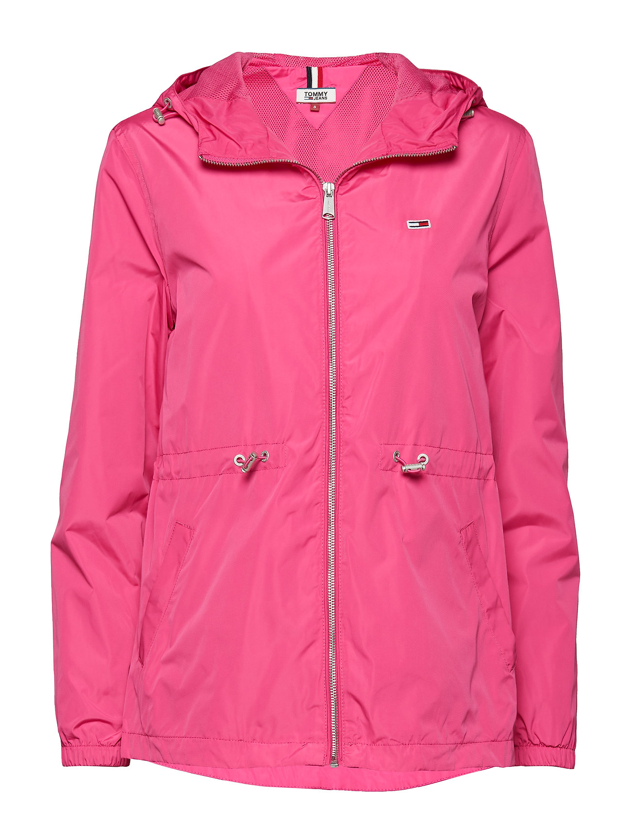 Tommy Jeans TJW WAIST DETAIL JACKET - FUCHSIA PURPLE