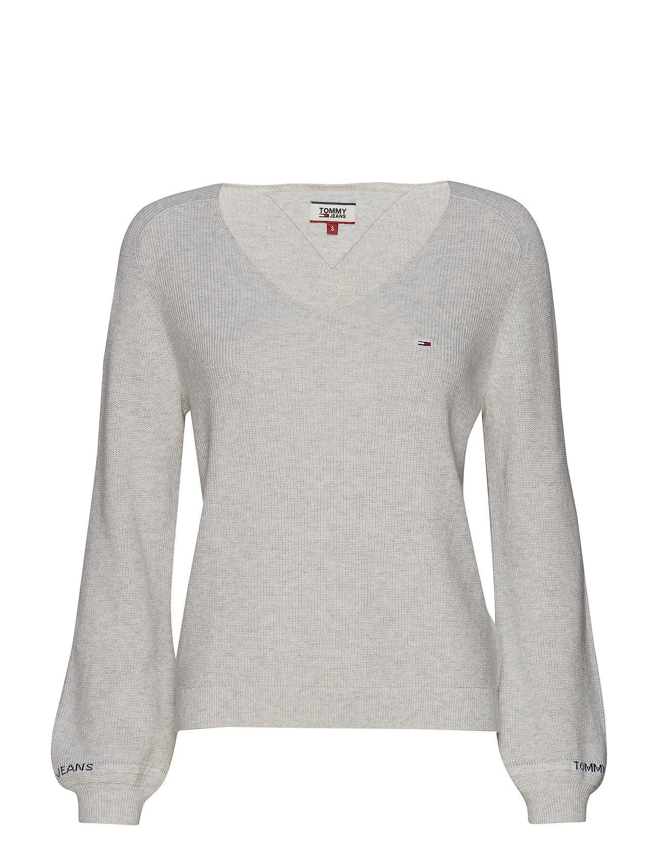 Swpale Sleeve Tjw Detail Grey HeatherTommy Jeans zMVpGqSU