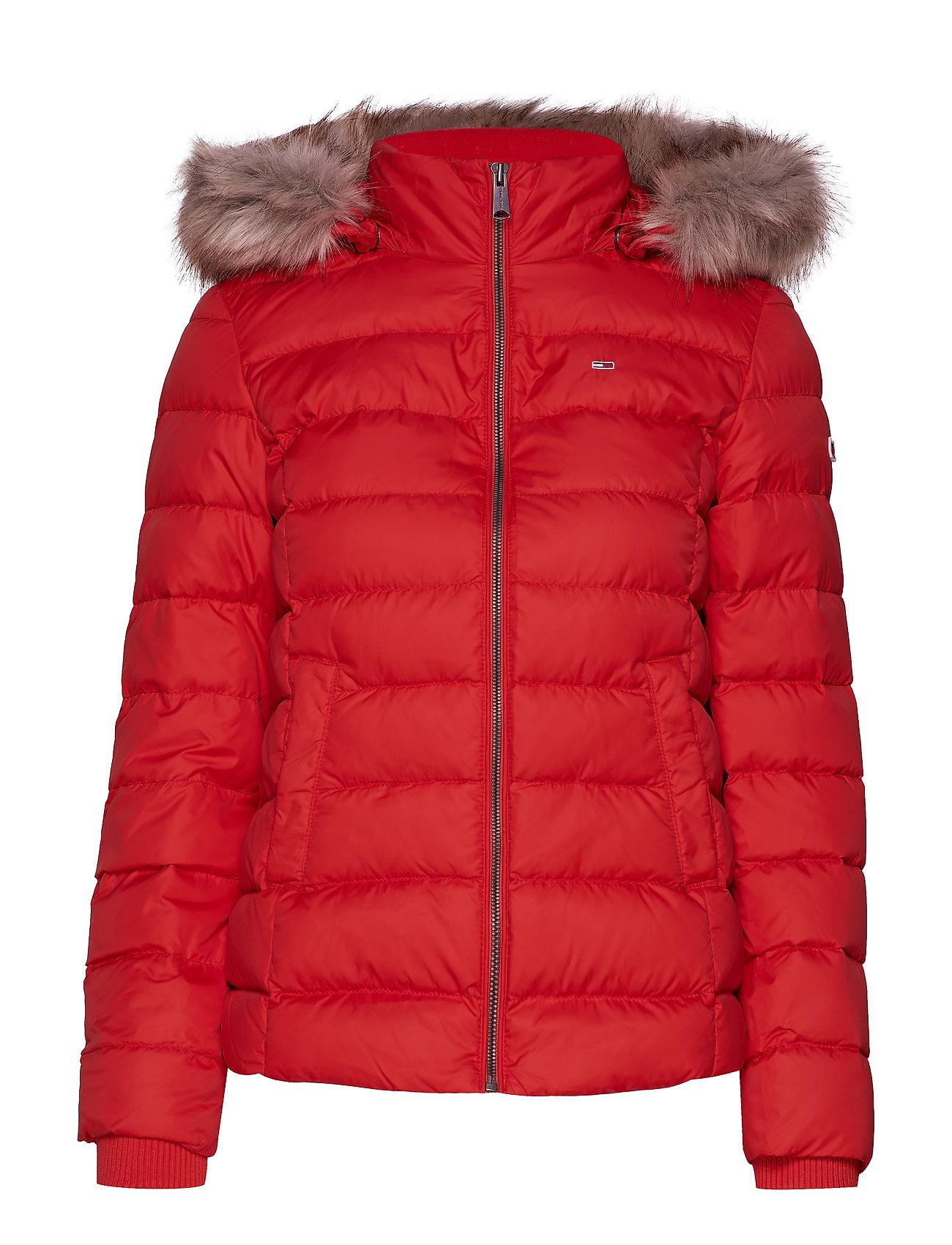 Essential ScarletTommy Hoodedflame Essential Tjw ScarletTommy Jeans Hoodedflame Tjw nOwm80vN