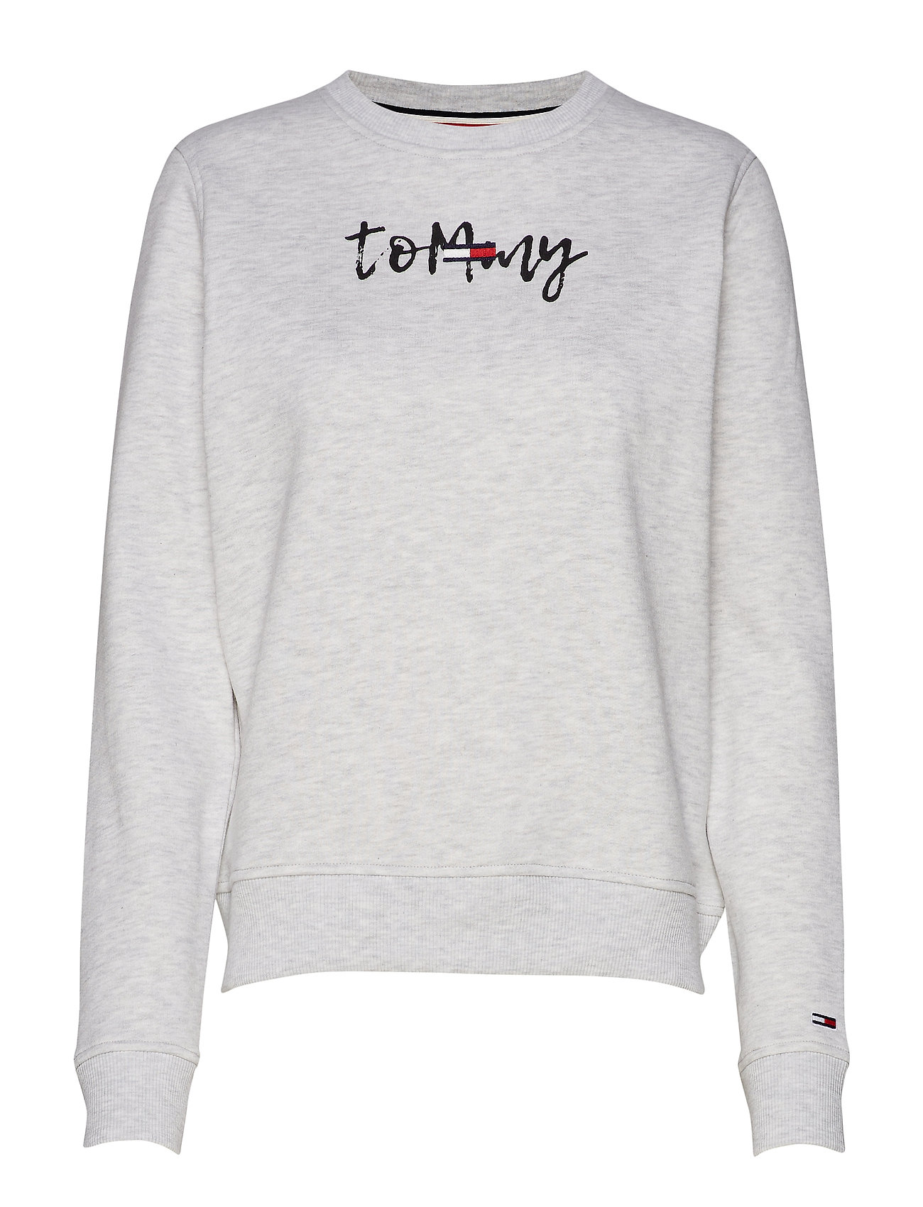 Essential Tjw Jeans HtrTommy Logo Grey Spale oWdCxBer