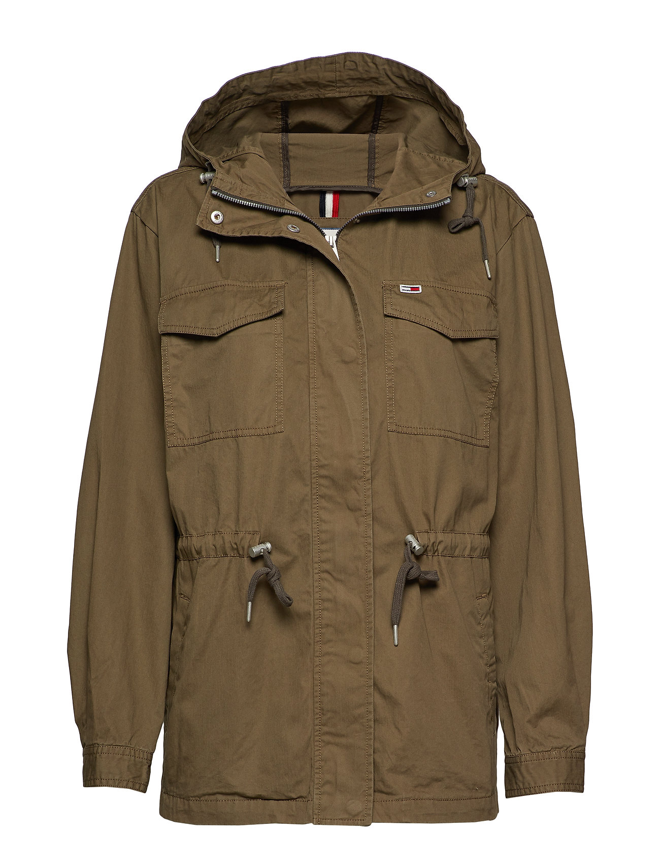 Tommy Jeans TJW ESSENTIAL COTTON - CAPERS