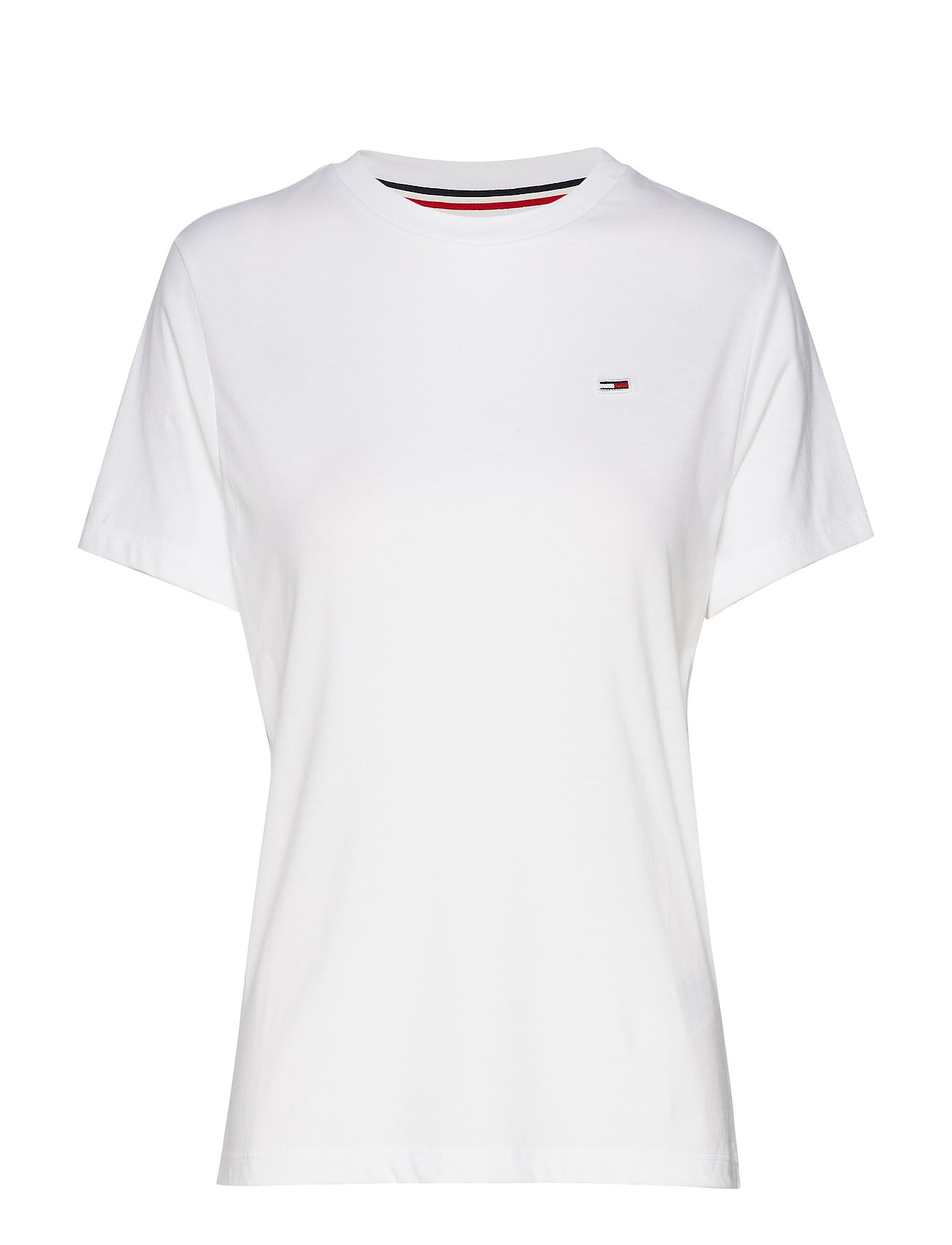 Tommy Jeans TJW TOMMY CLASSICS TEE - CLASSIC WHITE