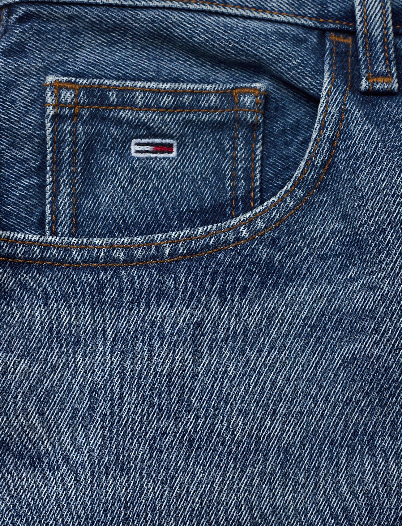 Tommy Jeans - MOM JEAN ULTRA HR TPRD EMF SPMBR - mom jeans - emf sp mb rgd - 2