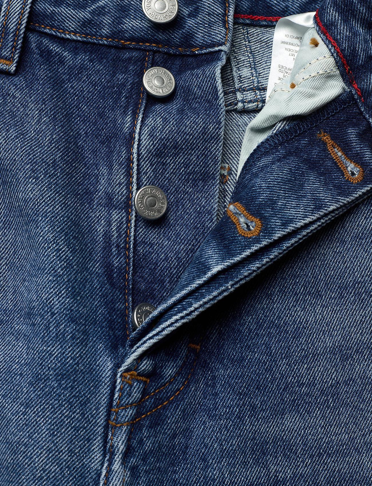 Tommy Jeans - MOM JEAN ULTRA HR TPRD EMF SPMBR - mom jeans - emf sp mb rgd - 3