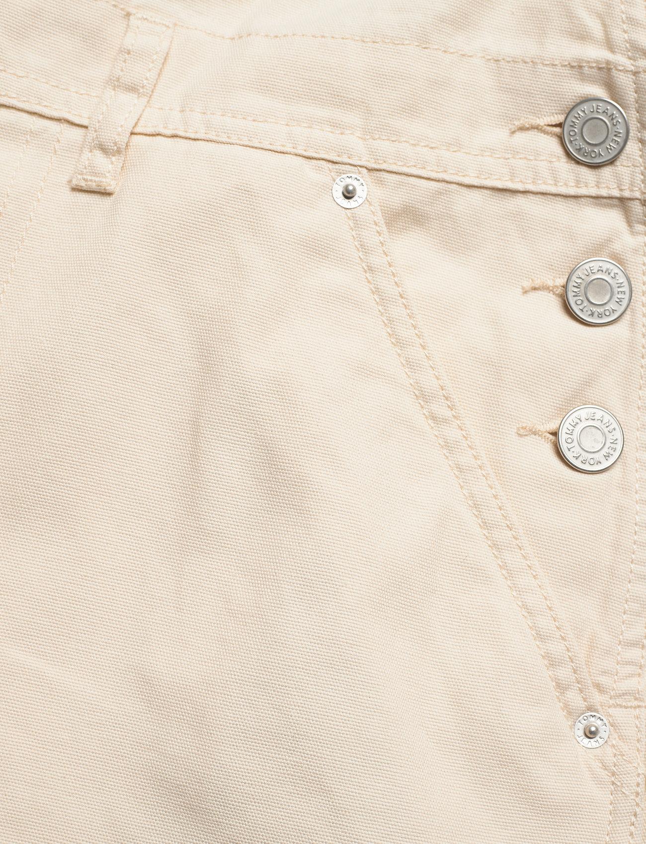 Tommy Jeans - TJW DUNGAREE SHORTS - clothing - sugarcane - 3