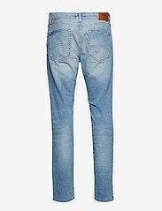 Tommy Jeans - SLIM TAPERED STEVE BELB - slim jeans - berry light blue comfort - 1