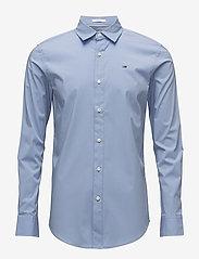 Tommy Jeans - TJM ORIGINAL STRETCH - business skjorter - lavender lustre - 0