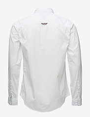 Tommy Jeans - TJM ORIGINAL END ON - business skjorter - classic white - 1