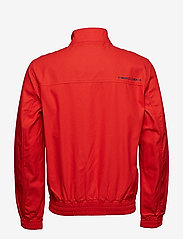 Tommy Jeans - TJM CASUAL COTTON JACKET - light jackets - flame scarlet - 2