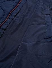 Tommy Jeans - TJM POCKET BOMBER - kurtki puchowe - black iris - 4
