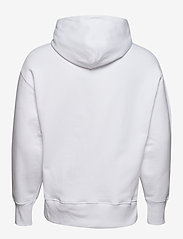 Tommy Jeans - TJM TOMMY BADGE HOODIE - hoodies - classic white - 3