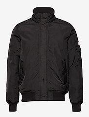 Tommy Jeans - TJM TECH JACKET - padded jackets - tommy black - 3