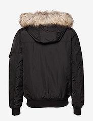 Tommy Jeans - TJM TECH JACKET - padded jackets - tommy black - 4