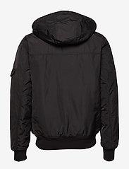 Tommy Jeans - TJM TECH JACKET - padded jackets - tommy black - 5