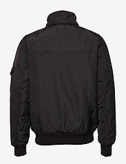Tommy Jeans - TJM TECH JACKET - padded jackets - tommy black - 6