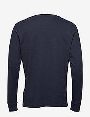 Tommy Jeans - TJM CLASSICS LONGSLEEVE TEE - long-sleeved t-shirts - black iris - 1