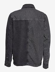 Tommy Jeans - TJM CARGO JACKET CRMXK - overshirts - care mix black - 1