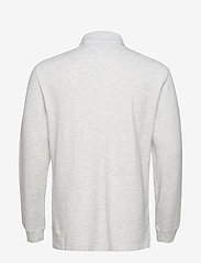 Tommy Jeans - TJM CLASSICS LONGSLE - langärmelig - pale grey htr - 1
