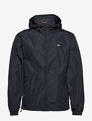 Tommy Jeans - TJM PACKABLE WINDBREAKER - light jackets - black - 0