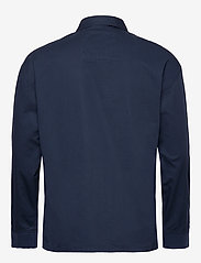 Tommy Jeans - TJM CASUAL COTTON JA - light jackets - twilight navy - 1