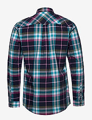Tommy Jeans - TJM ESSENTIAL CHECK SHIRT - rutede skjorter - twilight navy / multi - 1