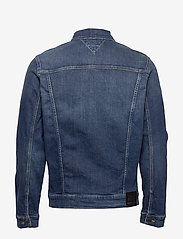 Tommy Jeans - REGULAR TRUCKER JACK - farkkutakit - devi dk bl com - 1