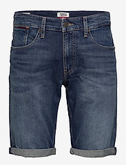 Tommy Jeans - RONNIE  RELAXED SHOR - farkkushortsit - devi dk bl com - 0