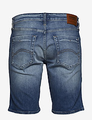 Tommy Jeans - SCANTON SLIM SHORT C - denim shorts - court mid bl str - 1
