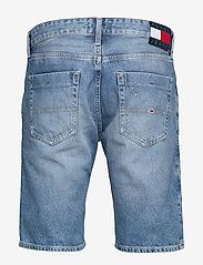 Tommy Jeans - SCANTON HERITAGE SHO - denim shorts - save 20 lt bl rig - 1