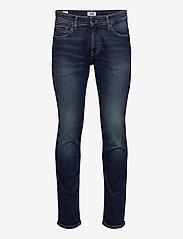 Tommy Jeans - SCANTON SLIM DNDBST - slim jeans - danny dark blue stretch - 0