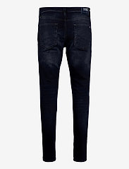 Tommy Jeans - AUSTIN SLIM DTBLKST - slim jeans - dutton blue black stretch - 1