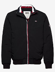 Tommy Jeans - TJM ESSENTIAL PADDED JACKET - padded jackets - black - 0