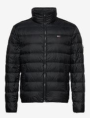 Tommy Jeans - TJM PACKABLE LIGHT DOWN JACKET - padded jackets - black - 1