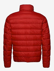 Tommy Jeans - TJM PACKABLE LIGHT DOWN JACKET - padded jackets - deep crimson - 2