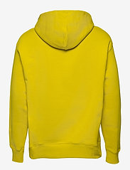Tommy Jeans - TJM SMALL FLAG HOODIE - hoodies - valley yellow - 1