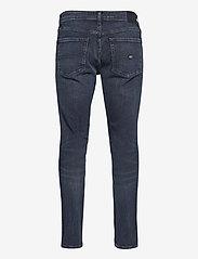 Tommy Jeans - AUSTIN SLIM MDBST - slim jeans - midnight dark blue str - 1