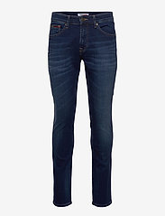 Tommy Jeans - SCANTON SLIM ASDBS - slim jeans - aspen dark blue stretch - 0