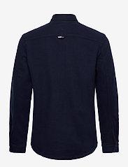 Tommy Jeans - TJM SOFT OVERSHIRT - kläder - twilight navy - 1
