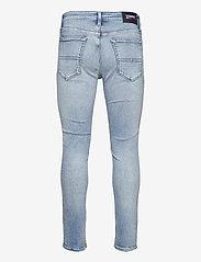 Tommy Jeans - SIMON SKNY DFLBSD - skinny jeans - dyn freeman lb str destr - 1