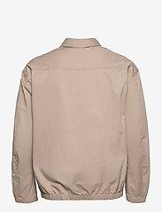 Tommy Jeans - TJM CASUAL COTTON JACKET - jeansjackor - soft beige - 1