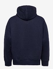Tommy Jeans - TJM TOMMY BADGE HOODIE - hoodies - twilight navy - 1
