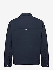 Tommy Jeans - TJM BOXY TRUCKER JACKET - denim jackets - twilight navy - 1