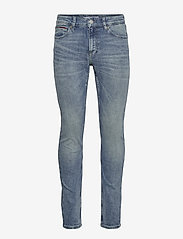 Tommy Jeans - SCANTON CE 114 LT BLUE STRETCH - skinny jeans - light blue - 0