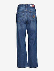 Tommy Jeans - TJW MOM JEANS W16 B, - mammajeans - dark blue denim - 1