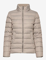 Tommy Jeans - TJW ESSENTIAL HOODED - padded jackets - mourning dove - 3